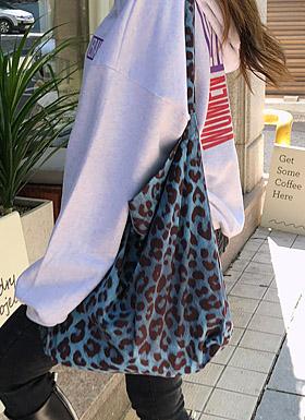 Eli Leopard环保袋(3color)